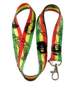 Bob Marley Lanyard Keychain - Marley Mall