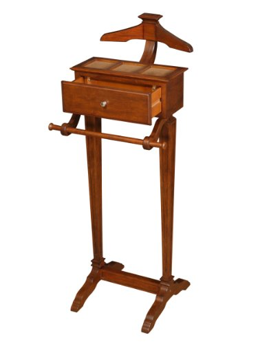 Powell Marquis Cherry Men's Valet (Powell Black Stand)