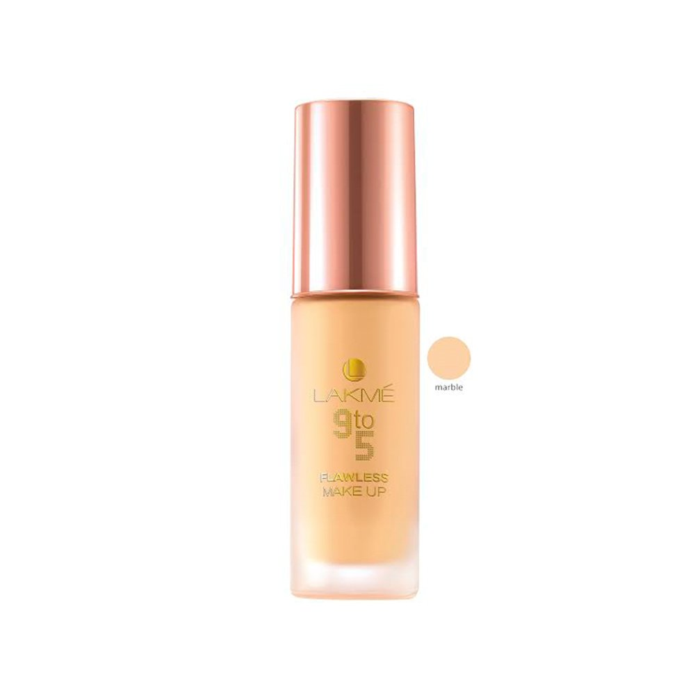 Lakme 9 To 5 Flawless Matte Complexion Foundation-0