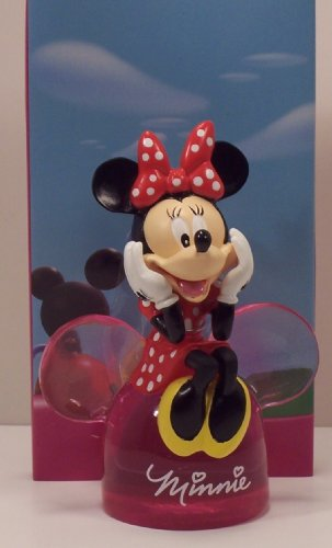Clubhouse Mickey Paperweight - Minnie