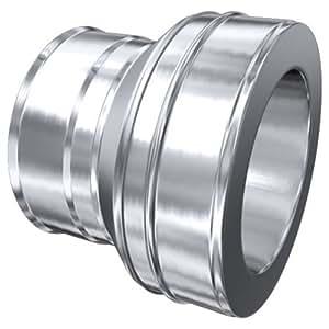 Chimenea, reducción MKD 180mm (240mm)–MKS 160mm