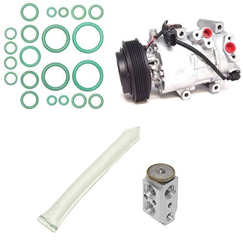 RYC Remanufactured AC Compressor Kit KT AC01