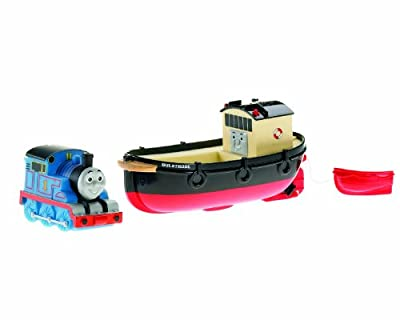 Thomas The Train Preschool Thomas And Bulstrode Bath Buddies by Fisher-Price