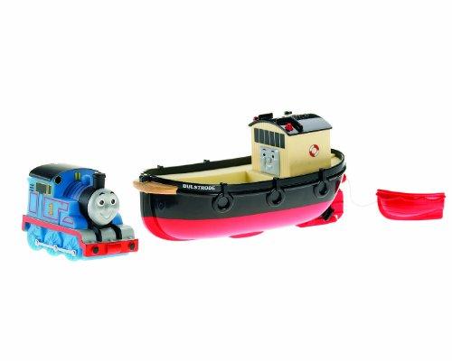 Thomas the Train: Preschool Thomas and Bulstrode Bath Buddies by Thomas & Friends (Image #6)