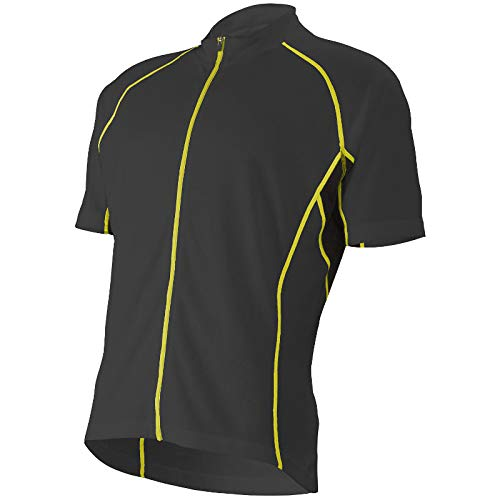 Cannondale Men's Classic Jersey, Grey Anatomy, ()