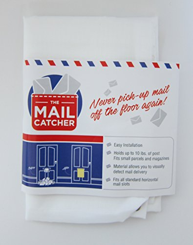The Original Mail Catcher Bag Sack Front / Garage Door Slot Letter Catcher Post Box Basket by The Mail Catcher (Image #1)