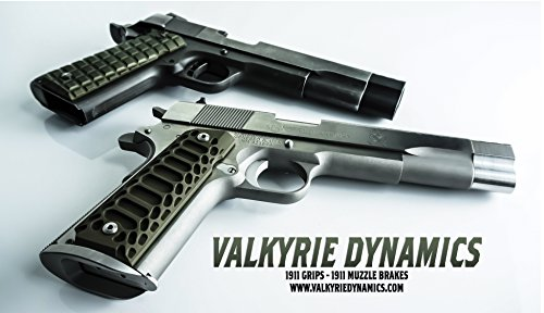 Valkyrie Dynamics 1911 Gun Poster 26