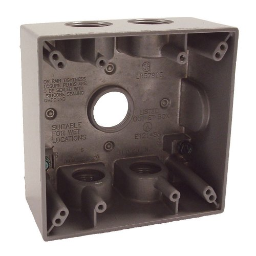 hubbell-bell-5345-0-two-gang-5-3-4-inch-outlets-weatherproof-box