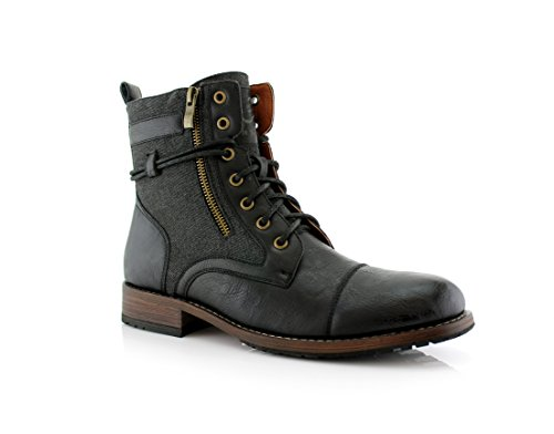 Polar Fox KANYE MPX808578 Stylish Men's Boots for Work or Wasual Wear