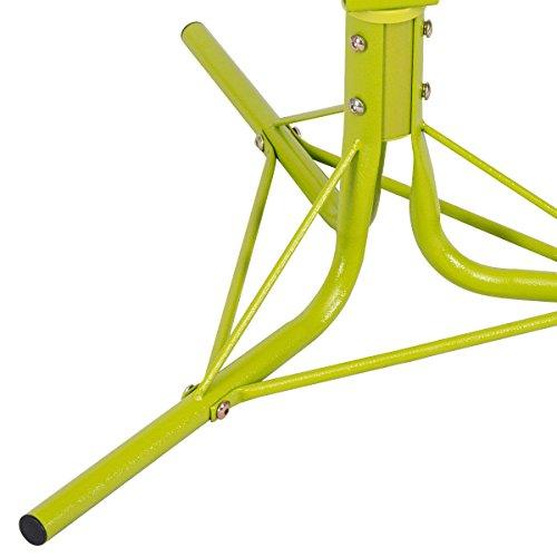 70.9'' Kids Seesaw Outdoor Play Set 360 Degree Rotation w/ 3 Legged Base by FDInspiration (Image #4)