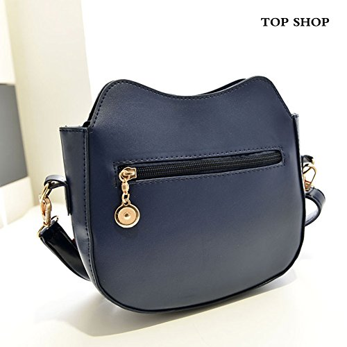 Cute Satchel Womens Cartoon Crossbody Animal Handbag Girls Clutch Blue FTSUCQ Bag Shoulder Purse SPqdnEE