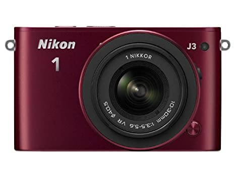 Nikon 1 J3 - Cámara Evil de 14.2 MP (Pantalla de 3