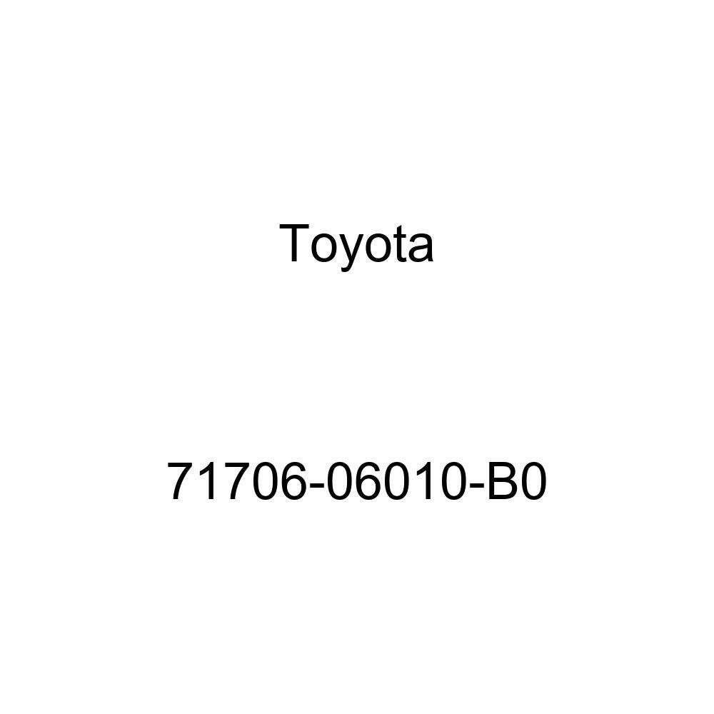 TOYOTA Genuine 71706-06010-B0 Seat Back Board