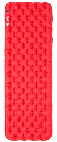 Big Agnes Insulated AXL Air Sleeping Pad, Red, 25x72 Wide Regular