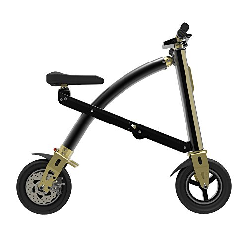 Zooom Electric Scooter, Ergonomically Crafted, Aluminium, Light, Sturdy Folding