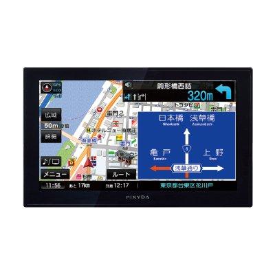 SEIWA PIXYDA PNM82F 8GBフルセグ内蔵8V型メモリーポータブルナビ B010F7I9YQ