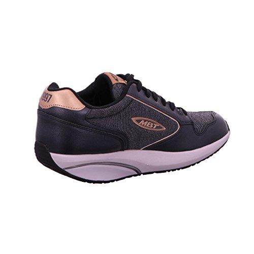 Nero Donna Basso Sneaker 1997 a MBT Collo 0vPYPq