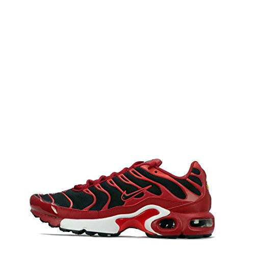 Nike Air Max Plus TN (GS) Youth Sneaker Tough Red Black 602 mzdbKHhB