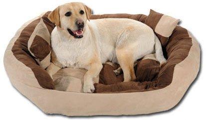 Slatters Be Royal Store Velvet Bed for Dog