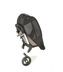 Buggypod 20000011 - Protector solar Buggypod io (color marrón)