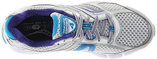 Saucony W Echelon 4 - Zapatillas de deporte Mujer plata