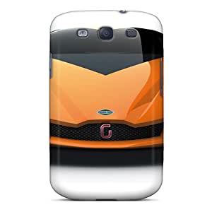 AlfredJWhite KHunhSG6401YsiIE Case For Galaxy S3 With Nice Italdesign Giugiario Namir Concept 2009 Appearance