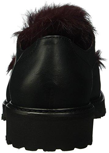 Goldmud Juma Lady, Mocasines para Mujer Rot (Fur Bordeaux)