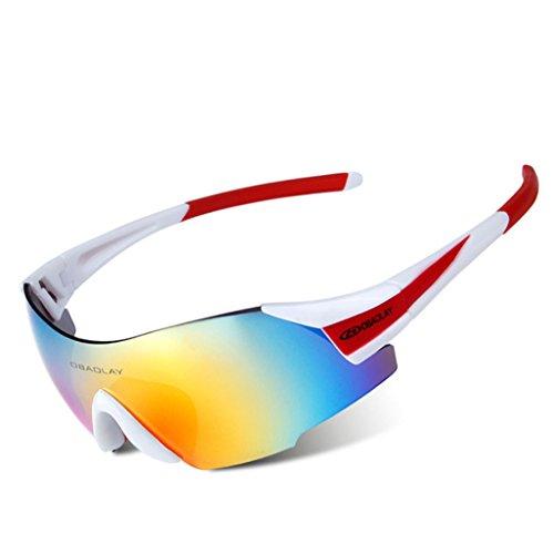 Aire F Impermeable Prueba Gafas Ciclismo de Parabrisas Polvo Deportes e de Prueba de PC a Libre explosiones a Sol al q1nqHOY
