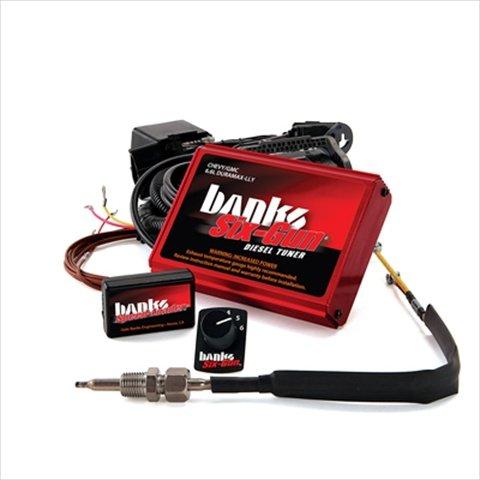 Banks Power Six Gun Diesel Tuner - 8
