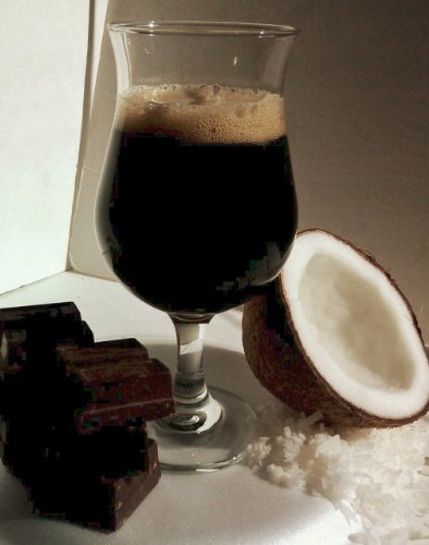 Hop Hero Seasonal Beer Making Kit (Chocolate Coconut Porter)