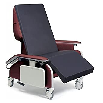 Beau DIALYSIS GEL RECLINER CHAIR PAD For DIALYSIS RECLINERS By Blue Chip Medical  6200NSD Made In USA