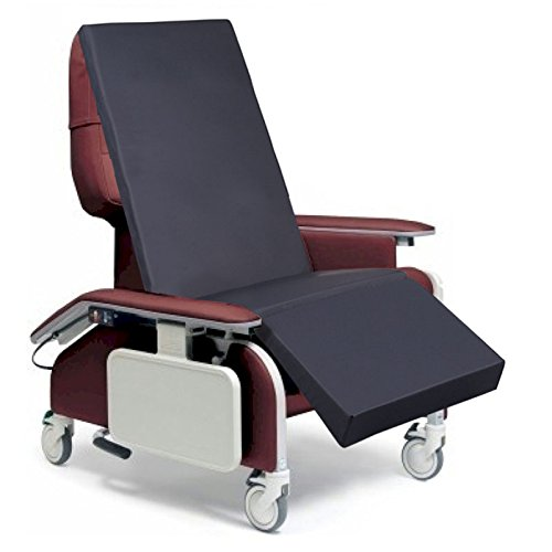 Dialysis Gel Recliner Chair PAD for Dialysis RECLINERS by Blue Chip Medical 6200NSD Made in USA ()