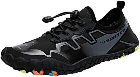 shoe Hombre y Mujer Secado rápido Descalzo Zapatos de Agua,Deportes al Aire Libre Antideslizante Puntera Ancha Transpirable Nadada de la Playa Zapatos Zapatillas de Correr,Zapatos para Caminar: Amazon.es: Hogar