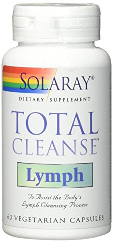Solaray Total Cleanse Lymph VCapsules, 60 Count ()