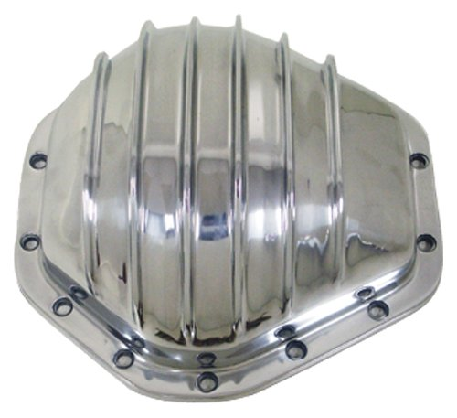 1973-00 Chevy/GM Truck Polished Aluminum Rear Differential Cover - 14 Bolt w/ 10.5