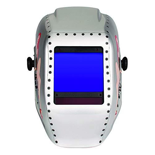 Jackson Safety TrueSight II Digital Auto Darkening Welding Helmet with Balder Technology (46163), W70 HLX ADF, Arc Angel, 1 / Case (Jackson Truesight Welding Helmet)