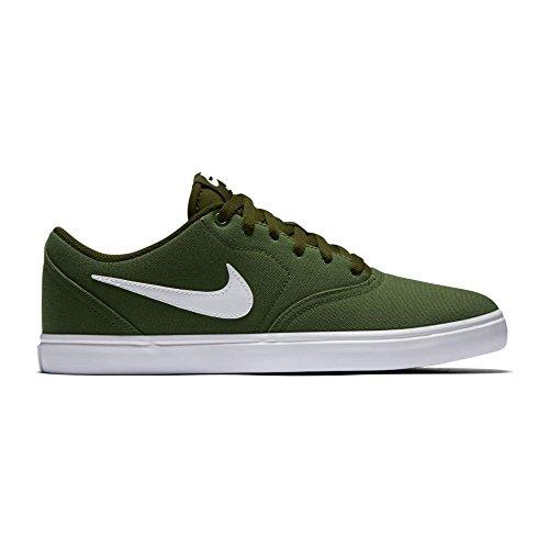 Cnvs Sb Solar Check Scarpe bianco Verde Skateboard Da Nike Uomo qFvwpUq