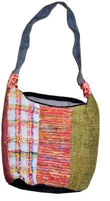 Hemp Handmade Shoulder Bag