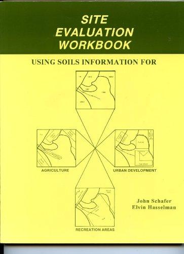 Site Evaluation Workbook