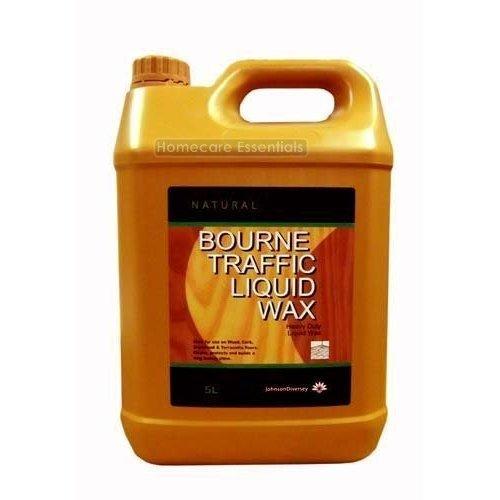 Bourne Traffic Wax Liquid 5lt Johnsons