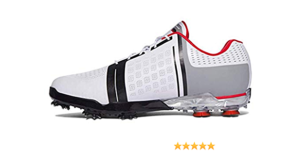 UA Spieth One Golf Shoes White