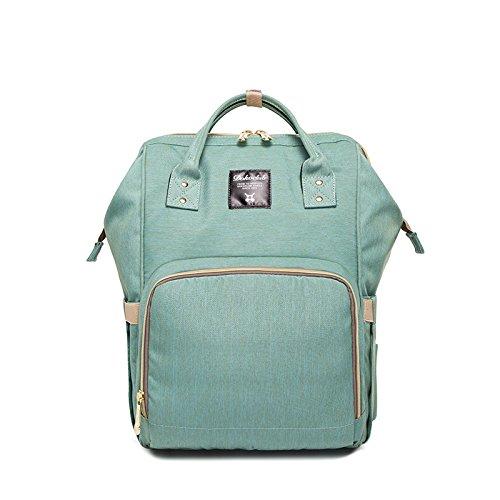 Diaper Bag Backpack, Dokoclub Waterproof Multi-Function Diap
