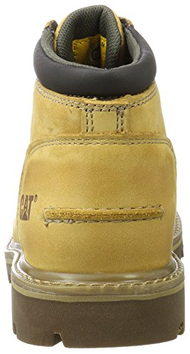 Caterpillar Doubleday, Stivali Chukka Uomo Giallo (Mens Honey Reset)