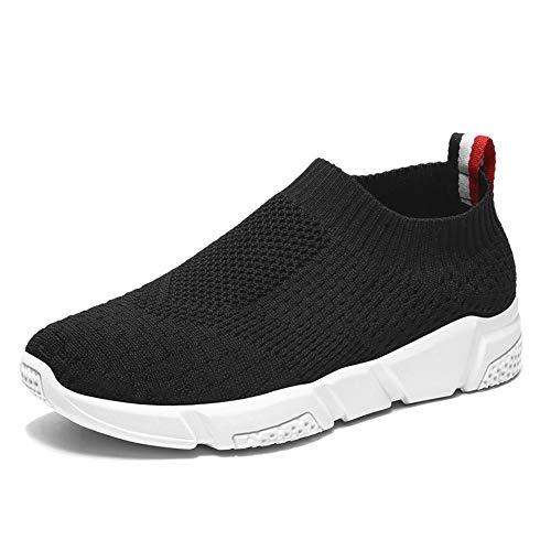 Calzado Mujer Transpirable Sock Primavera Calcetines XINGMU Resbalar Zapatos Rojos En De Deportivos Blanco Negro Pisos Mujer Zapatillas Zapatillas Malla wxa5tBq0