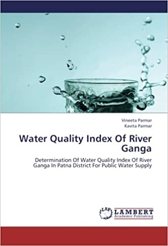 Water Quality Index Of River Ganga: Determination Of Water Quality