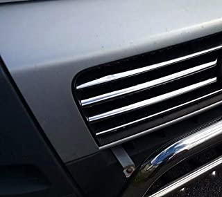 Chrome Front Grille Trims To Fit Ducato (2006-14)