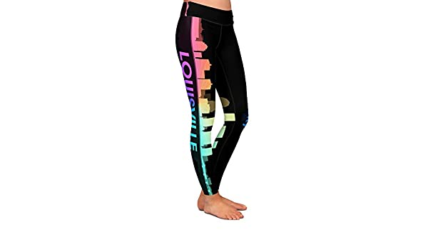Athletic Yoga Leggings from DiaNoche by Angelina Vick City V Louisville Kentucky