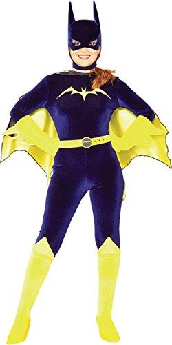 Batgirl Gotham Girls X Small - Halloween Gotham Girls Batgirl Costumes