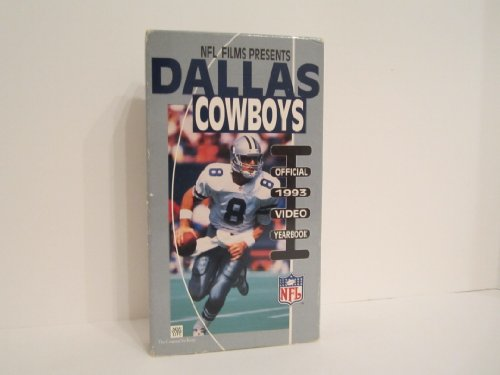 Dallas Cowboys - Official 1993 Video Yearbook (NFL FILMS PRESENTS) [VHS]
