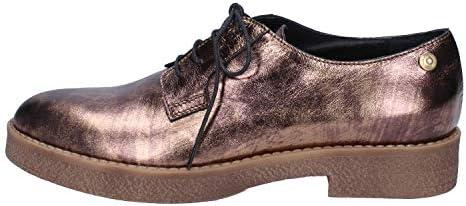 Liu Jo Elegante Schuhe Damen Leder Bronze
